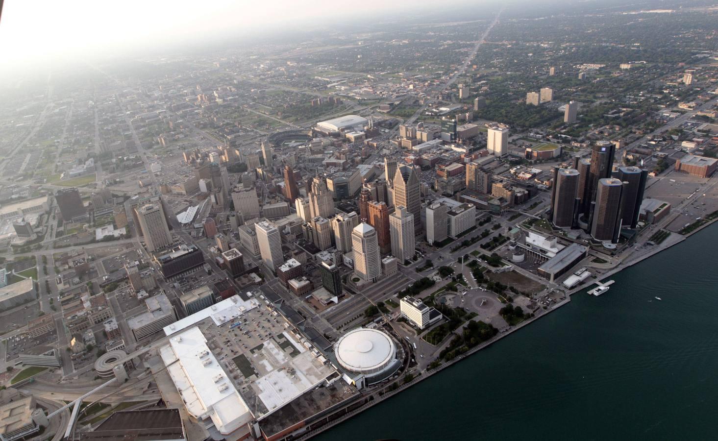 Detroit se declara en bancarrota