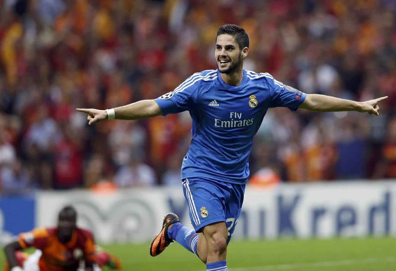 El Real Madrid se estrena con goleada