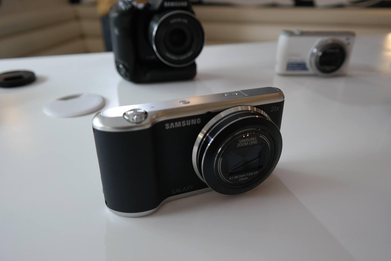 La nueva Galaxy Camera 2