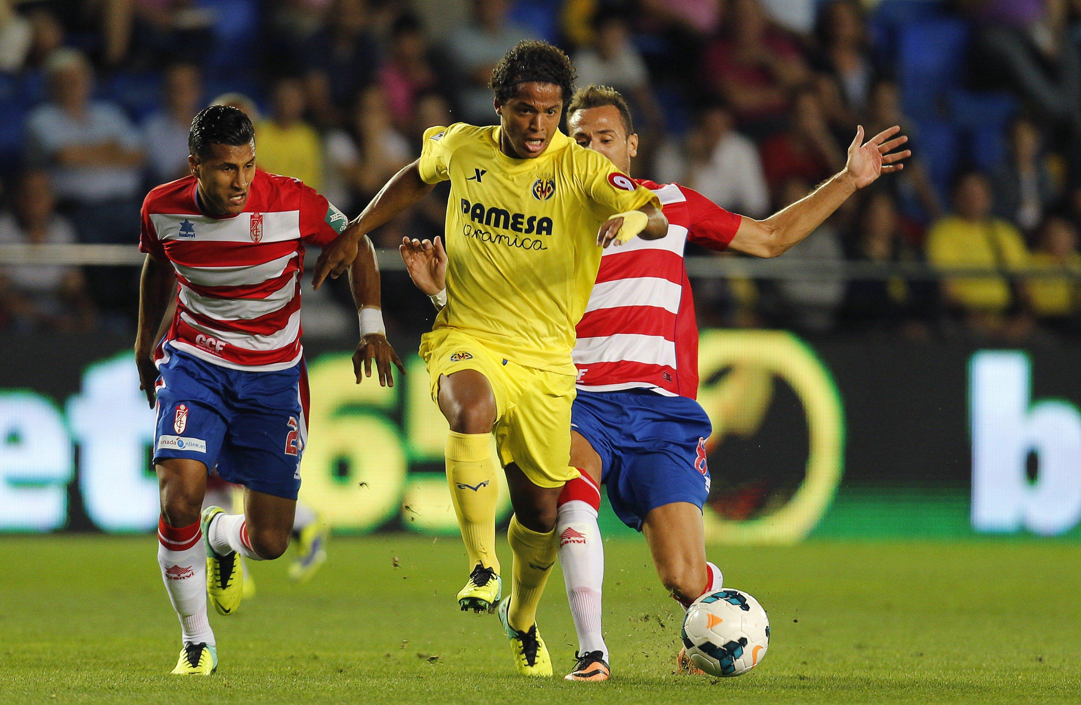 Las mejores jugadas del Villarreal-Granada CF