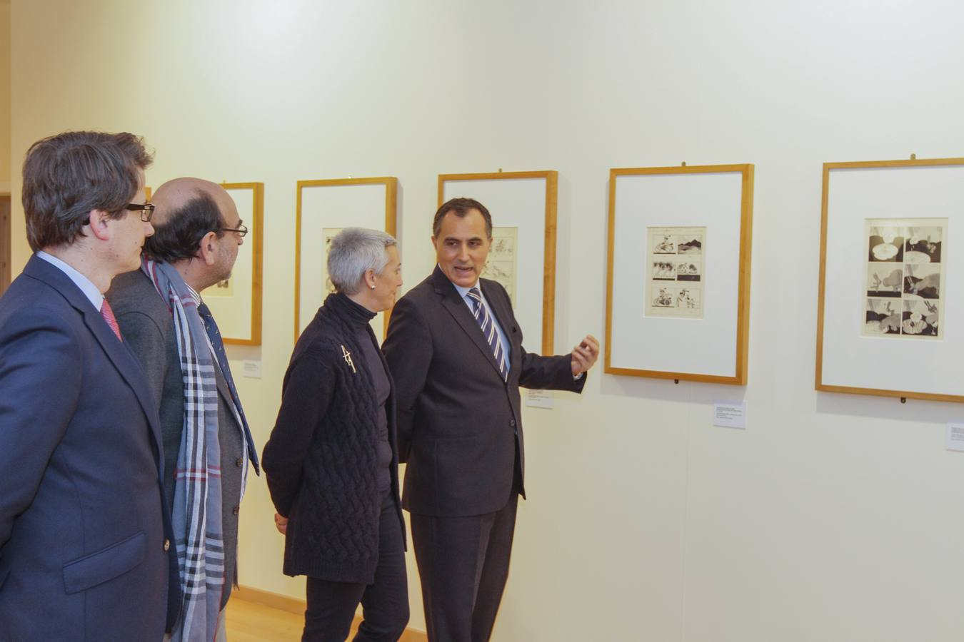 Homenaje al ilustrador Francisco López Rubio
