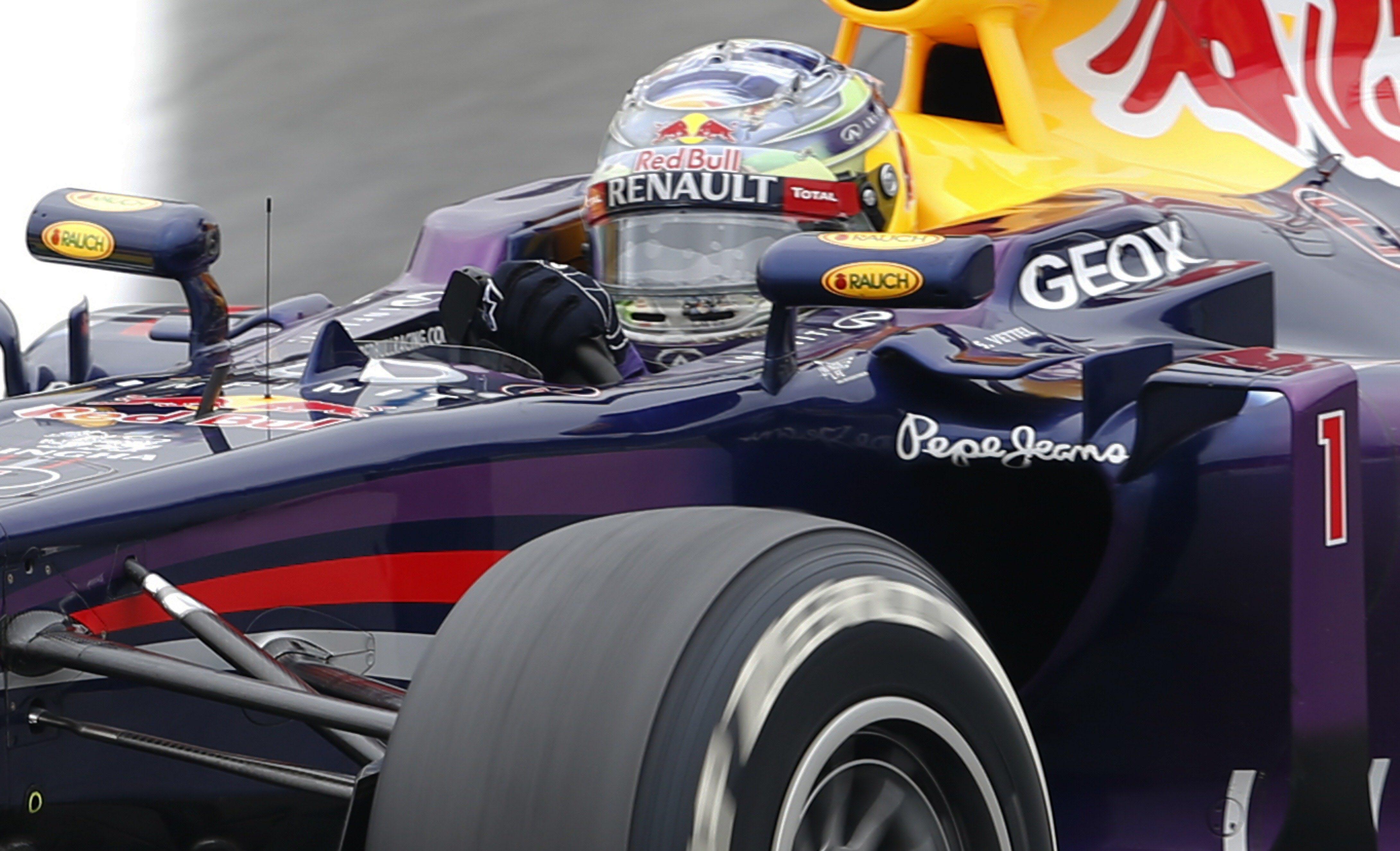 Vettel cierra el año con otra victoria